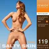 FemJoy.com 2017 05 29 Rena Salty Skin