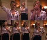 Jordana Spiro I Sexy/Open shirt I My Boys S4E5 CollageX2 + clip