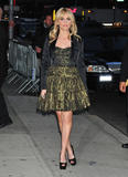 Sarah Michelle Gellar - *Adds* Outside the David Letterman Show in NYC - Jan 6, 2012 (x22 +110)