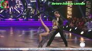 Barbara Evans sensual no programa Dancing Brasil