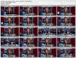 """CHRIS JANSING - """"MSNBC"""" - (July 22, 2010) - *Legs!*"""