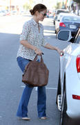 Минка Келли, фото 1205. Minka Kelly - booty in jeans out and about in West Hollywood 02/23/12, foto 1205