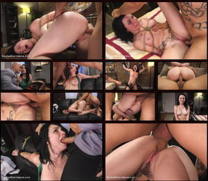SEX AND SUBMISSION: Oct 16, 2015 - Derrick Pierce  and Veruca James