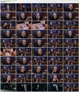 Dakota Fanning - Jimmy Kimmel Live - 7/1/2010
