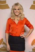 Carrie Underwood - Nashville GRAMMY Nominee Party in Nashville 01/22/12