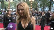 Heather Graham - Hangover III - London Premiere Interview - 1080p