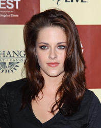 Кристен Стюарт, фото 182. Kristen Stewart arrives at 'A Better Life' World Premiere Gala Screening during the 2011 Los Angeles Film Festival at Regal Cinemas L.A. LIVE on June 21, 2011 in Los Angeles, California., photo 182