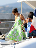 Irina Shayk | Bikini Candids on a Yacht in St. Tropez | July 3 | 78 pics