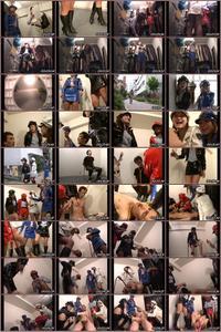 FB-019 Fetish Police 03 Asian Femdom