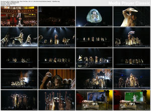 Lady Gaga - Born This Way - 02.13.11 (The 53rd Annual Grammy Awards) - HD 1080i