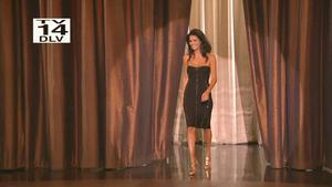 Angie Harmon -- Conan,  July 8, 2013,  810p  mp4  caps