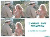 Thompson  nackt Cynthia Cynthia Thompson