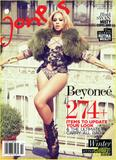 Beyonce Knowles Jones Magazine Winter 2011