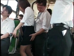 SMA-364 Hikari Hino Bus Molester sc1
