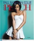 Rihanna - Peach Magazine - september 07 x4 hq scan