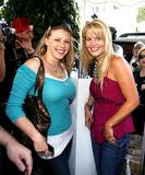 Jodie Sweetin & Candace Cameron Bure @  the Ivy- Hollywood 07/31/08- 1 MQ