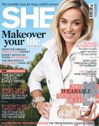 Tamzin Outhwaite - SHE UK - Jan 2011 (x7)